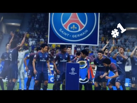SIMMING THE UCL 10X - #1|PSG CROWNED CHAMPIONS