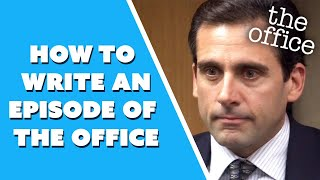 How to Write an Episode of The Office | The Breakroom (Episode 1) | The Office US