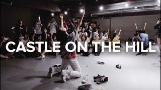 Castle On The Hill (Throttle Remix) - Ed Sheeran / Lia Kim Choreography