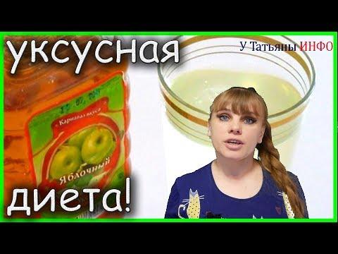 А ты знаешь, как пить ЯБЛОЧНЫЙ УКСУС для ПОХУДЕНИЯ???