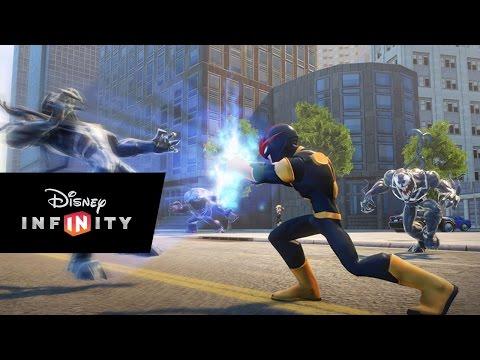 Видео № 1 из игры Disney Infinity 2.0 (Marvel) Набор 2+1: Человек Паук (Человек Паук, Нова, Локация Человек Паук) (Б/У)