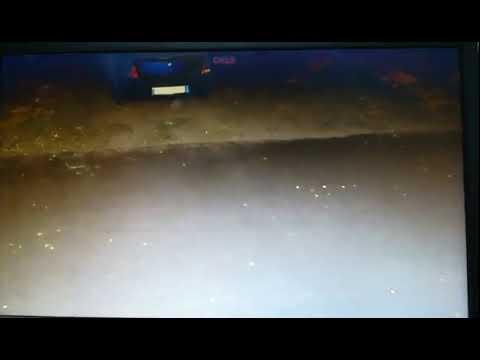 Видео: новгородка разыскивает напавшего на неё преступника