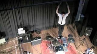 Dan Caster and the Mentones - Didn't Ya Hear? (Live At Grammar School)