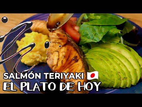 La Deliciosa Receta De Salmón a La Mantequilla Con Salsa Teriyaki