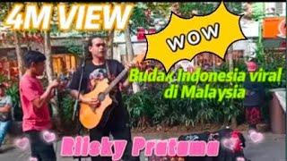 Riisky Pratama dapat sambutan luarbiasa dari penonton Malaysia