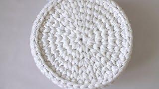 Вязание крючком без шва . Метод бесшовного вязания от Nadezhda Lab