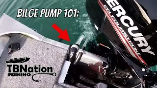 Bilge Pump 101: The best way to rig Bilge Pumps.
