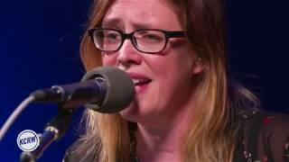 """Slowdive performing """"No Longer Making Time"""" Live on KCRW"""