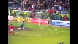 Salamanca 0 - Albacete 1. Temp. 90/91. Jor. 19