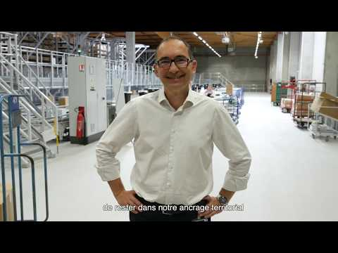 LA REDOUTE modernise sa logistique avec le nouvel entrepôt Quai 30 et accompagne ses salariés dans le changement