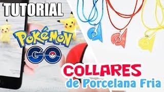 Tutorial Pokemon GO  Collares De Porcelana Fría