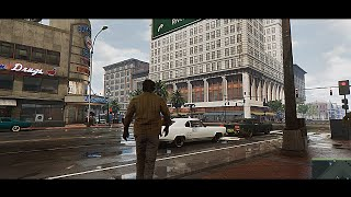 This is how Mafia 1 Remake Should Look Mafia 3 Definitive Edition Ray Tracing Next-Gen Graphics