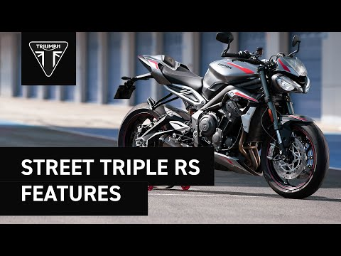 2021 Triumph Street Triple RS in Stuart, Florida - Video 2