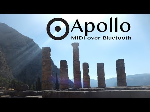 Apollo MIDI Over Bluetooth Currently Free – Synthtopia
