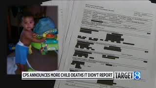 CPS announces more child deaths it didn't report