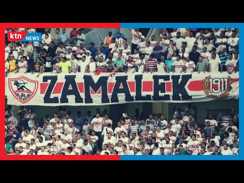 Zamalek in-charge:  Zamalek bags 1-0 victory over host Tusker FC in the first round of CAF league