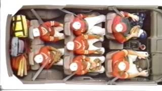 Mitsubishi Combo Expo:LRV 30 sec  7:17:91 Goodby Berlin Silverstein Red Car Dave Winter Jim Giddens