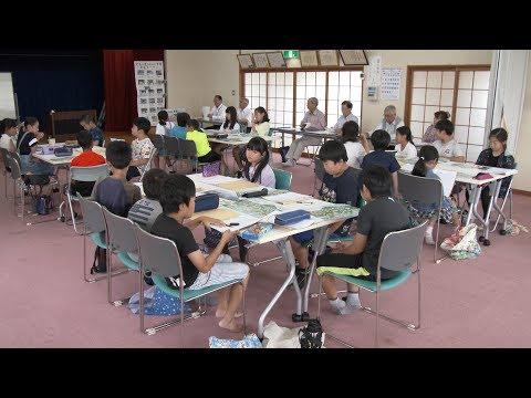飛び出せ学校 佐伯市八幡小学校 〜取材〜