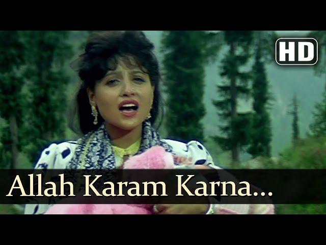 Allah Karam Karna Salman Khan Chandni Sanam Bewafa Hindi