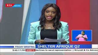 Shelter Afrique's net profit grew to Kshs. 7.8 Million
