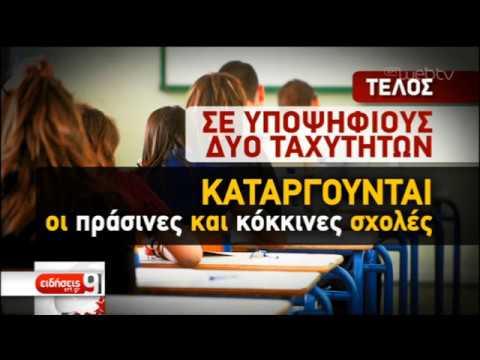 Αλλαγές στην Παιδεία – Με το ίδιο σύστημα οι Πανελλαδικές   02/08/2019   ΕΡΤ