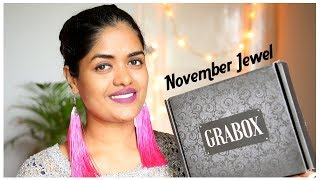 FACONN GRABOX JEWEL BOX Unboxing + Review || #100dayswithsowbii DAY43