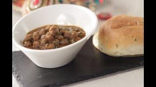 Chole Recipe Sanjeev Kapoor Punjabi | Newly Weds | Khazana