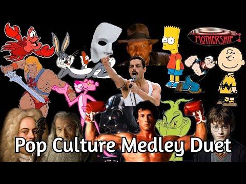Pop-Culture Medley Duet