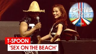 T-Spoon - 'Sex On the Beach' // Foute Party 2015