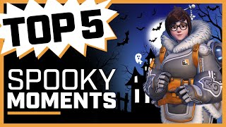 ChipSa's DOOMING Fall, Mei's FRIGHTENING Meta, & Much More | Top 5 Spooky Moments of 2020