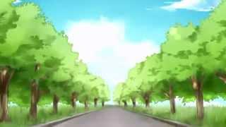 【GUMI】- English Sub w/ Romaji-  Green Straight- with MP3 download