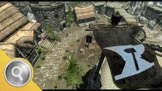 Skyrim: Análise do Mod/DLC Helgen Reborn!