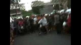 preview picture of video 'GOR Ken Arok Malang FU VS FU'