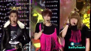 SHINee KEY focus - Muzik @ 2009 SBS Gayo Daejun