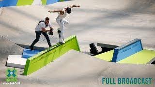 Skateboard Street Best Trick: FULL BROADCAST | X Games Minneapolis 2019