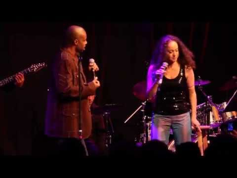 Fire and Desire - Teena Marie and Rick James: DejaVu Tribute Band-Carmen Jones & Brian Leads