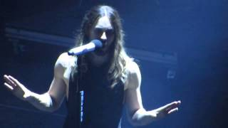 30 Seconds To Mars - End Of All Days (LIVE AT MINSK-ARENA 2014)