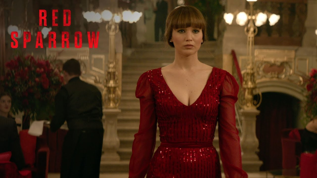 Red Sparrow - World Of Spies