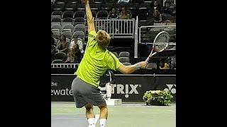 Tennis Slice Serve Tutorial | How To Hit A Slice Serve In Tennis | 3 Simple Steps