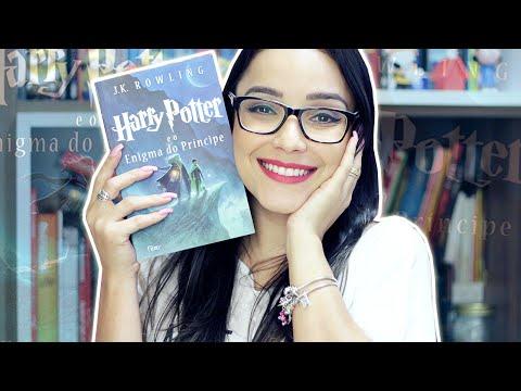 HARRY POTTER E O ENIGMA DO PRÍNCIPE | Lendo Harry Potter | Nuvem Literária
