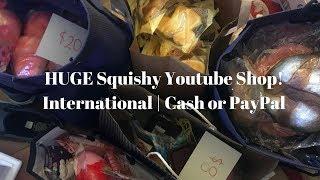 HUGE YouTube Squishy Shop! Biggest Yet! | CharmsLOL