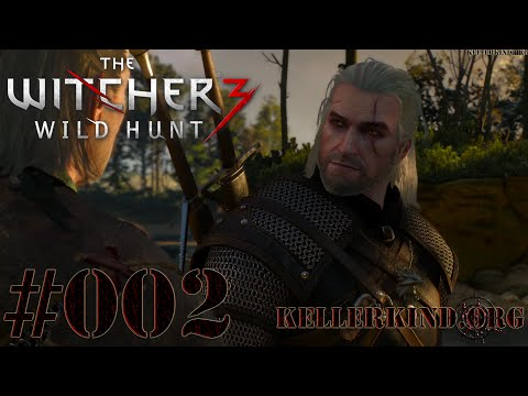 The Witcher 3 [HD|60FPS] #002 Die Taverne in Weißgarten ★ Let's Play The Witcher 3