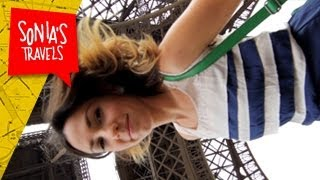 Travel Paris: Eiffel Tower - A Different Way Up