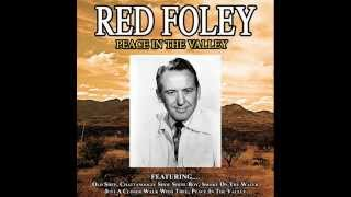 1282 Red Foley - Peace In The Valley