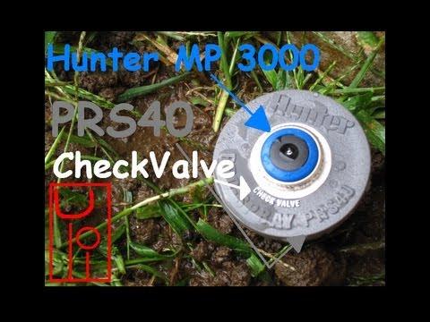 Hunter Pro-Spray PRS40 IN MY SYSTEM!
