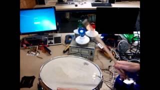 Drum Light Show