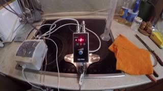 Получение спирта. Автоматика БКУ - 09х. Расширенные настройки. Часть 2.