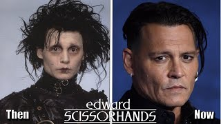 Edward Scissorhands (1990) Cast Then And Now ★ 2020 (Before And After)