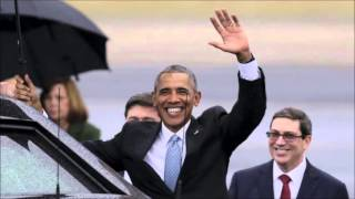 Cuba's Rodriguez condemns Obama's visit