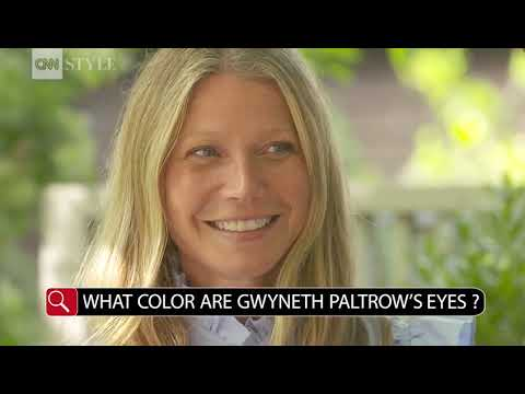 Does Gwyneth Paltrow... Eat French fries? Have a stick up her ass?